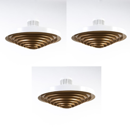 Lisa Johansson-Pape ceiling lights, 3 pcs