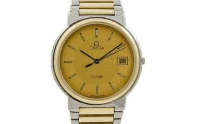 Omega De Ville Cal.1430 Quartz Steel Midsize Dress