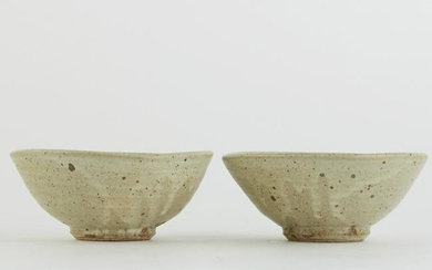 2 Warren MacKenzie Studio Pottery Bowls Marked