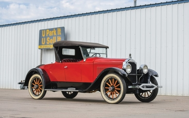 1923 Packard Series 126 Single Six Runabout