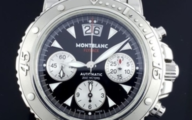 Montblanc - Sport Flyback Automatic- Ref: 7059 - Men - 2011-present