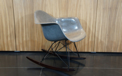 Charles Eames, Ray Eames - Herman Miller - Chair, RAR