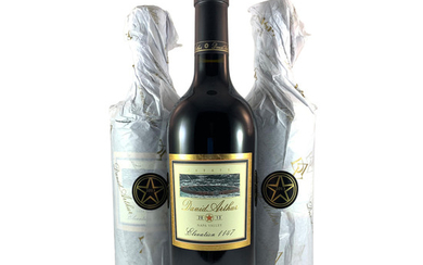 David Arthur Cabernet Sauvignon 2013, Elevation 1147 (3)