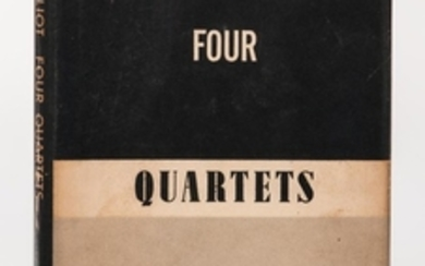 Eliot, T.S. (1888-1965) Four Quartets.