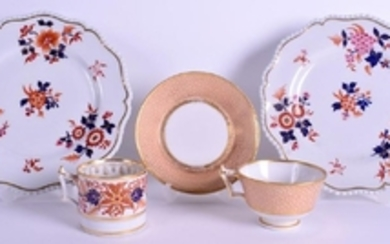 AN EARLY 19TH CENTURY FLIGHT BARR AND BARR COFFEE CAN