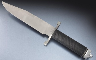 Jimmy Lile Sly II non-serrated knife,