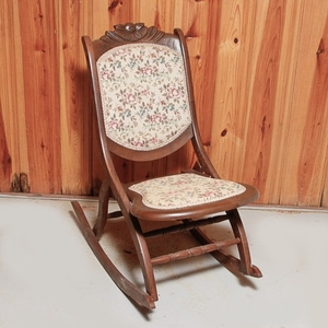 Superb Lot Art Vintage Victorian Style Rocking Chair Pdpeps Interior Chair Design Pdpepsorg