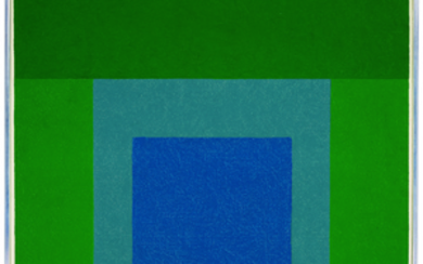 Josef Albers (1888-1976), Homage to the Square: Intersecting