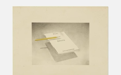 Ed Ruscha, Real Estate Opportunities