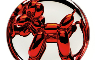 Jeff Koons - Jeff Koons: Balloon Dog (Red)