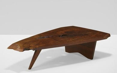 George Nakashima, Slab coffee table