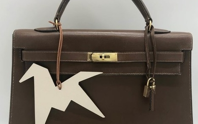 Hermès - Kelly 35 Handbag
