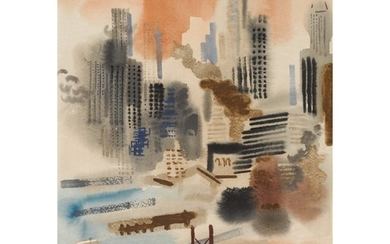 GEORGE GROSZ | SKYLINE