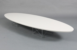 Charles og Ray Eames. Sofabord, Ellipitical Table ETR