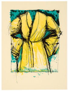 Jim Dine - Jim Dine: A Robe Made for the Graphic Arts Council of the Los Angeles County Museum of Art