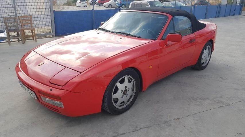 Porsche 944 Turbo Cabriolet (1991), 2.5Ltr, Manual, Converti...