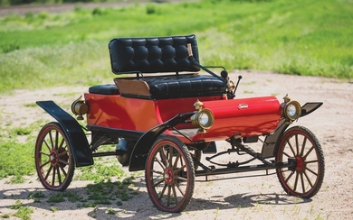 1902 Oldsmobile 'Curved-Dash' Replica Surrey by Bliss
