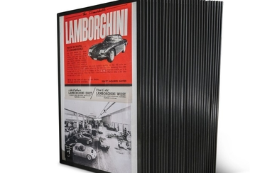 Assorted Automotive Posters