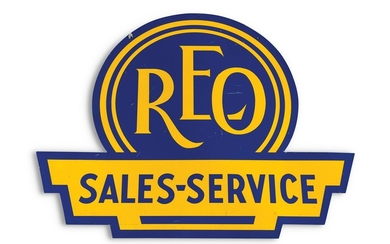 REO Sales-Service Sign