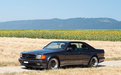 1991 Mercedes-Benz 560 SEC AMG 6.0 'Wide-Body'