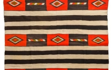 Navajo Second Phase Chief's Blanket