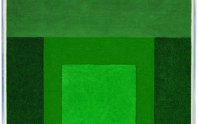 Josef Albers (1888-1976), Homage to the Square: Parcelled