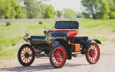 1904 Oldsmobile Model 6C 'Curved-Dash' Runabout