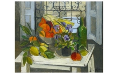 PROPERTY FROM A FINNISH COLLECTION ALFREDO ROLDAN