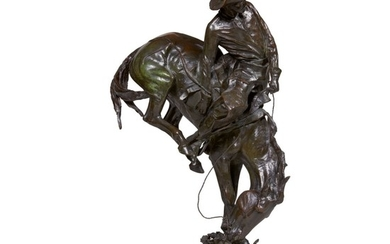 FREDERIC REMINGTON | THE OUTLAW
