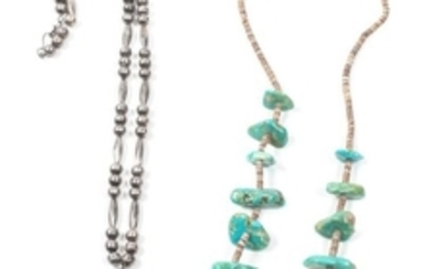 Two Southwestern Necklaces