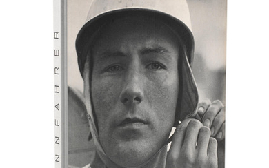 Benno Muller & H U Wieselmann: Rennfahrer; an edition of the book signed by race drivers,