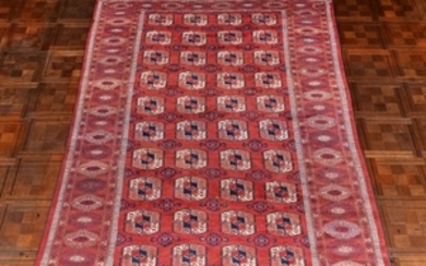 A Bokhara carpet