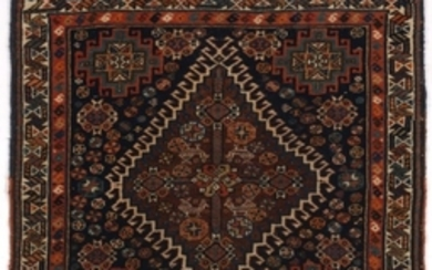 Antique Very Fine Hand-Knotted Balouch Carpet, ca. 1920's