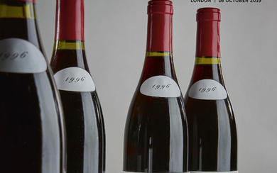 Rare Wines and Spirits from the Cellar of Graham Lyons & Other Collections
