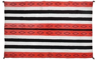 Navajo Second Phase Variant Chief's Blanket