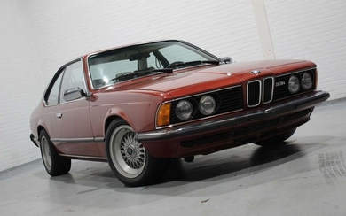 BMW - 633 CSI E24 EU model - 1978
