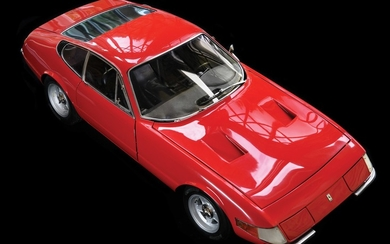 Ferrari 365 GTB/4 Daytona 1:8 Scale Model
