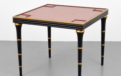 Game Table, Manner of Jacques Adnet - Jacques Adnet, manner of