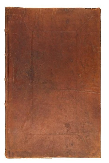 First complete atlas of Russia, 1745