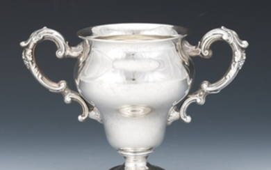 Black, Starr & Frost Sterling Silver Trophy Cup