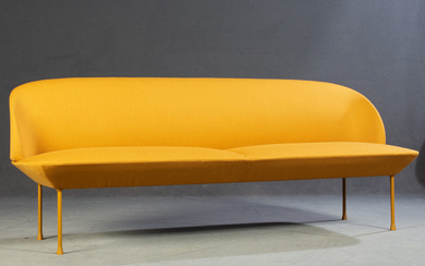 Anderssen & Voll, sofa, three-seater, Oslo, Muuto