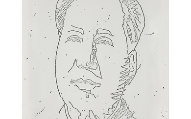 Andy Warhol (American, 1928-1987), , Mao from The New