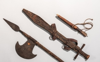 Three Sudanese Weapons