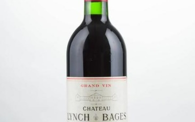 Chateau Lynch Bages 1996