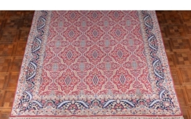 A Kirman carpet
