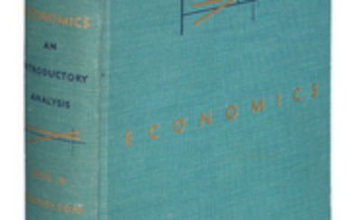 (ECONOMICS.) Samuelson, Paul A. Economics: An Introductory...