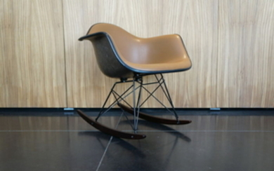 Charles Eames, Ray Eames - Herman Miller - RAR, Rocking chair