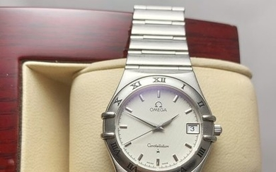 "Omega - Constellation, White Dial ""NO RESERVE PRICE"" - Men - 1990-1999"