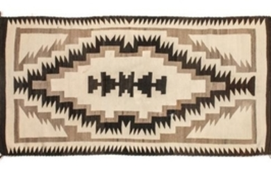 Three Navajo Rugs