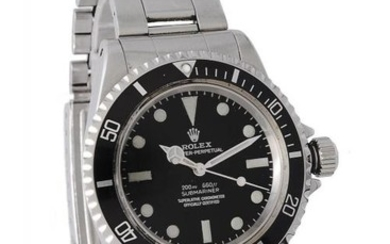Rolex, Oyster Perpetual Submariner, Ref. 5512
